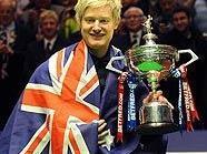 Neil Robertson ist neuer Snooker-Weltmeister