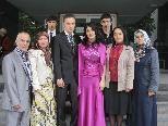 Tuba Demirbuga und Bayram Ilkince haben geheiratet
