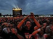 600.000 Besucher am ersten Tag des Donauinselfests 2010