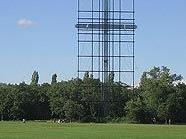 Das Papstkreuz im Donaupark wird abgerissen