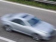Der Führerscheinneuling konnte sich nicht lange am Autofahren erfreuen.