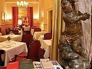 """Die """"Drei Husaren"""" wurden seit 1933 als Restaurant geführt"""