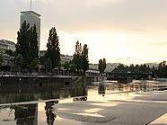 Donaukanal kann diesen Sommer von Anrainern gestaltet werden