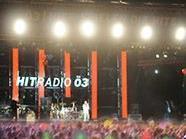 Feiere mit den Stars auf der Ö3-Bühne