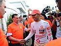 Hamilton führt derzeit die Fahrerwertung an - noch