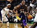 Kobe Bryant besser in Form als zuletzt