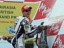 Lorenzo auf dem Weg zum ersten MotoGP-WM-Titel