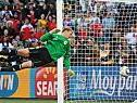 Selbst Deutsche Fans erkannten Lampards Tor an