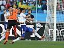 Sneijder erzielte das Goldtor