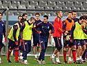 Spaniens Kicker treten als leichte Favoriten an