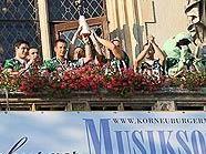 Danube Dragons feierten ihren ersten Staatsmeister-Titel in Korneuburg