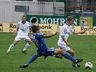 FCL-Kicker Stefan Schwab spielte im Mittelfeld.