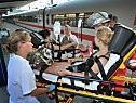 Fahrgäste eines überhitzten ICE-Zuges kollabierten