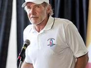 Harrison Ford bei der Comic Messe