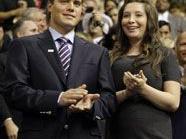 Levi Johnston und Bistrol Palin haben sich versöhnt