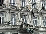 Das besetzte Haus wurde in der Nacht von Montag auf Dienstag geräumt