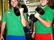 Die Zwillinge B. und A.Stankovic verstärken WestWien
