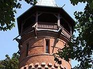Die renovierte Paulinenwarte in Währing