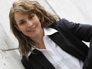 Die schwedische Schauspielerin Noomi Rapace