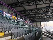 Horr-Stadion, VIP-Logen und Pressetribüne