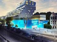 In Liesing entsteht eine neue Shopping-Mall.