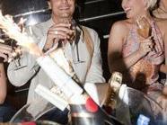 Model Marcus Schenkenberg feiert seinen Geburtstag.