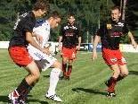 Nenzing verlor in Röthis mit 2:3-Toren.