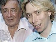 Richard Lugner und Helmut Werner