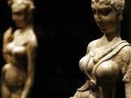 Skulpturen aus Elfenbein