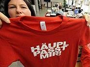 Wahlkampfzentrale der SPÖ