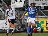 Zweites Heimremis für FC Lustenau gegen St. Andrä.