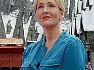 Joanne K. Rowling plaudert aus dem Nähkästchen.
