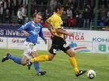Schwere Aufgabe für FC Lustenau beim Spiel in Wien.