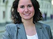 32 Jahre und bald Bezirksvorsteherin: Veronika Mickel