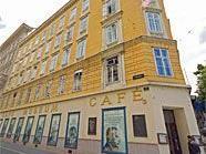 Ab Montag werden im Café Museum wieder Gäste empfangen.