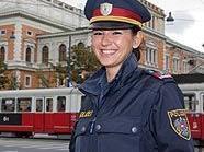 """Adina Mircioane: """"Ich bin von Herzen gern Polizistin"""""""