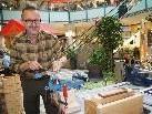 Altes Handwerk - neu erleben - Sonderausstellung im Messepark