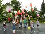 Am Freitag geht es in eine neue Runde mit dem Kinderfeierteam.