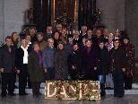 Am Sonntag feierte der Kirchenchor St. Sebastian den 100. Geburtstag mit einer Festmesse.