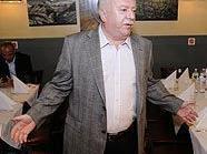 Bürgermeister Michael Häupl beim Silberwirt