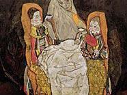 """Das Schiele-Gemälde """"Mutter mit zwei Kindern III"""" wird nun doch nicht restituiert."""