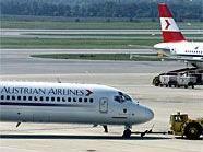 Der Flughafen konnte mehr Passagiere abfertigen.