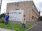 Die Ausweichschue Fischbach ist seit Schulbeginn 2010/2011 in Betrieb.