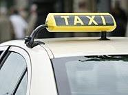 Ein Taxifahrer zeigte Courage.