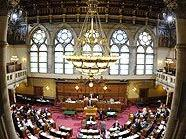Gemeinderat im Wiener Rathaus