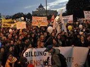 Schon letzte Woche gab es zahlreiche Demos in ganz Österreich