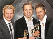 Adi Weiss, Markus Artner, Michael Lameraner