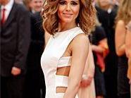 Cheryl Cole: Auch ein schöner Rücken kann entzücken.
