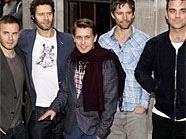 Die Reunion von Take That schlägt hohe Wellen.