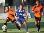 Jonathan Techera (Uruguay) muss FC Lustenau verlassen.